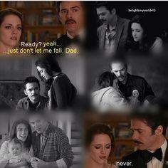 Twilight Saga ~ Bella and Charlie