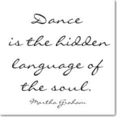 I had a horrible day. Guess what I did to get happy? Dance