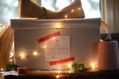 The Night before Advent box....