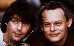 Neil Morrissey and Martin Clunes--two badly behaving men I love. <3