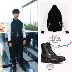 Just Plain Perfect: SHINee Choi Minho at COACH 2016 S/S New York Fashion Week 09/16/15 Minho, New York Fashion, Shinee, News, Crushes, How To Wear