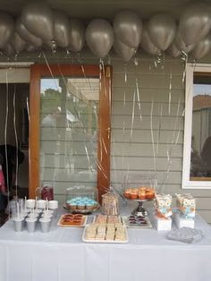 Real party - Giggle and Hoot Owl Birthday Parties, Special Birthday, 2nd Birthday, Birthday Ideas, Balloons And More, I Party, Party Ideas, Dessert Table, Party Planning