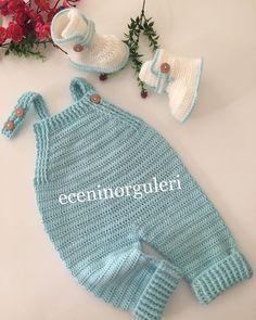 Baby Romper Pattern Free, Baby Sweater Patterns, Baby Cardigan Knitting Pattern, Baby Knitting Patterns, Baby Patterns, Onesie Pattern, Crochet Baby Clothes Boy, Crochet Baby Pants, Crochet For Boys