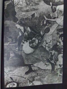 Dulle Griet (detail) -- Brecht's personal CCC inspiration album (Brecht Berliner Archive)