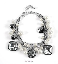 Pearls of Wisdom Bracelet $20 (B-010032 - The Finishing Touch) pg. 45