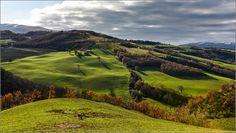 La straordinaria bellezza della nostra Campagna... di Luigi Alesi da Flickr  http://www.hotelsinmarche.com/