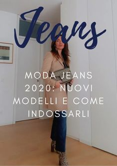 Moda jeans 2020: nuovi modelli e come indossarli – no time for style Moda Jeans, Fashion Over 40, Style Me, Street Style, Hoodies, Lifestyle, Fitness, Outfits, Shopping