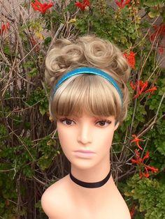 Couture Cinderella Royal Princess Updo Wig by RoyalEnchantments