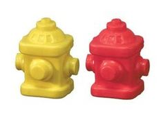 Fire Hydrant Squirt Toy