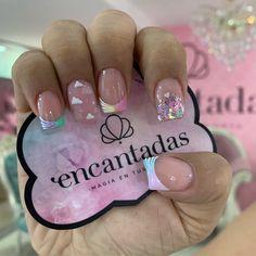 Nouveau Tattoo, Chic Nails, Short Nail Designs, Dream Nails, Short Nails, Beauty Nails, Acrylic Nails, Finger, Nail Art