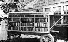 Traveling Library in the State of Washington