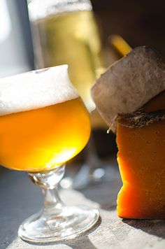 How to Pair Craft Beer & Cheese