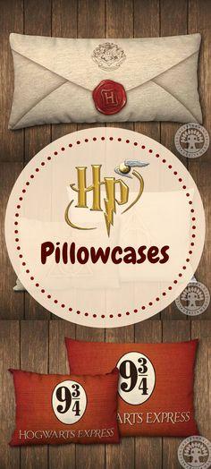 Hogwarts Pillows