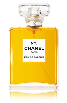 The French government reports that a bottle of Chanel No. 5 is sold every 30 seconds. It is considered the world's most famous perfume...for a reason!
