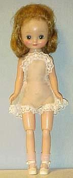 1957 + American Character, Betsy McCall doll