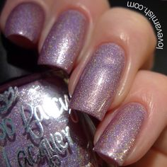 Pandoras Gift - Too Fancy Lacquer.
