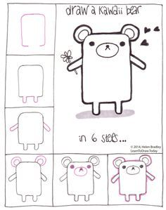 how to draw gay bears style for beginners