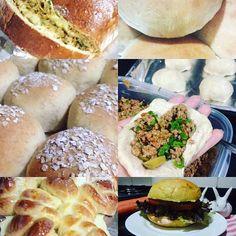 """Quem quer pão????? 😋 Lá no blog durante esse ano rolou muita receita de pão! Se você quer conferir todas elas corra lá! Vou deixar o link na BIOS, mas pode encontrar também no """"procurar"""" do Blog. Bjs  #frescurasdatati #blogfaz1ano #paocaseiro #pao #paonossodecadadia"""