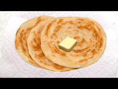 Laccha Paratha or Kerala Parotta recipe