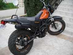2002 Yamaha TW 125 #14
