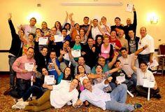 Segundo Grupo de Graduados Poder Total Guatemala.