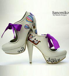 Sanemiko Özel Tasarım Ayakkabılar