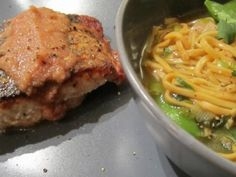 Jamie Oliver's 30 Minute Meals: Asian Style Salmon