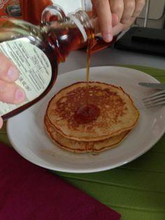 {Ricette bimby} :: Pancakes