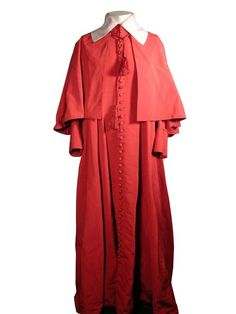 Ecclisistical vestments 17th century | Three Musketeers Cardinal costume http://www.premiereprops.com/images ...
