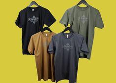 American Apparel Airsoft Logo T-Shirt