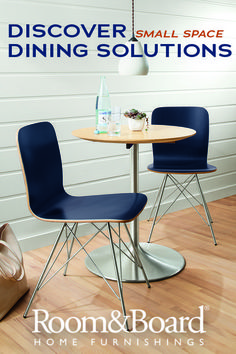 Perfect for small-scale dining, our Salter dining chair combines modern design with exceptional durability.