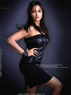 cool Sonakshi Sinha's Keen on Doing A Biopic
