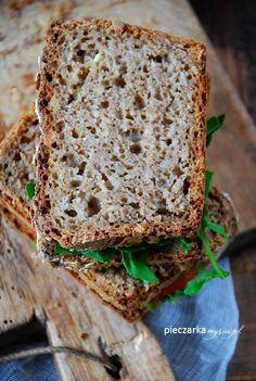 Chleb na zakwasie z pestkami dyni (nocny)