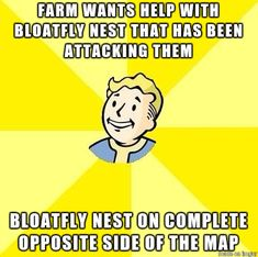 My favorite fallout logic from the new game #gaming #games #gamer #videogames #videogame #anime #video #Funny #xbox #nintendo #TVGM #surprise