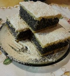 Hungarian Desserts, Hungarian Cake, Hungarian Recipes, Sweet Cakes, Cakes And More, Cake Cookies, Cake Recipes, Bakery, Food And Drink