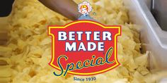 An in-depth look at product packaging inside the #BetterMade Factory #BetterMade85Years http://www.packagingstrategies.com/articles/88059-a-packaging-minute-with-liz-a-packaging-strategies-tour
