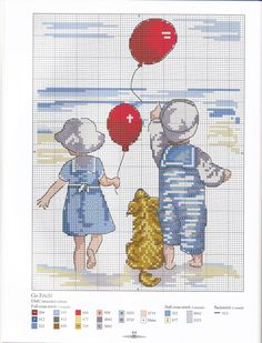 All Our Yesterdays free cross stitch pattern Cross Stitch Sea, Cross Stitch For Kids, Cross Stitch Needles, Cute Cross Stitch, Cross Stitch Charts, Cross Stitch Designs, Cross Stitch Patterns, Cross Stitching, Cross Stitch Embroidery
