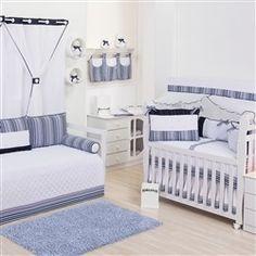 Quarto para Bebê Star Marinho