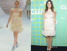 Rachel Bilson In Chanel - The CW Network's New York 2012 Upfront