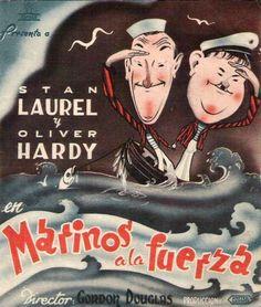 Marinos a la fuerza (1940) tt0033022 P