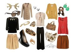 A custom Cakestyle set for Polyvore - http://www.polyvore.com/custom_set_for_camouflage/set?id=38166107