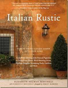 I love Tuscan decor.  Definitely want to read this.