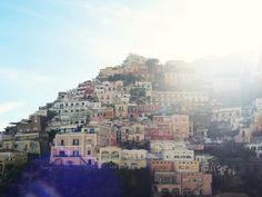 3 days in Positano