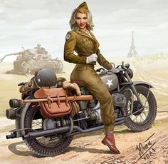 Pinup Art, Military Service, Rockabilly, Wwii, Pin Up, Poses, Adventure, Classic, Artwork