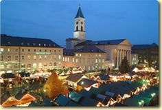 Karlsruhe Christmas Market. Brings back some great memories!