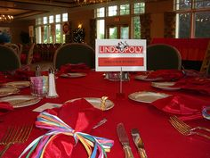 Monopoly Theme Event by The Prop Factory, via Flickr
