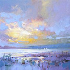 Scott Naismith : Cowal Light Study 1