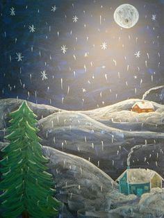 Shining Mountain Waldorf School Community- teaching value Blackboard Drawing, Blackboard Art, Chalkboard Drawings, Chalkboard Designs, Chalk Drawings, Chalkboard Ideas, Winter Fun, Winter Theme, Winter Art Projects