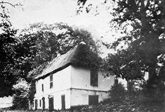 A wing of the Kirstenbosch homestead c1900 | The thatched ro… | Flickr Roof Pitch, Thatched Roof, Cape Town, Homesteading, Shed, History, Outdoor, Beautiful, Outdoors