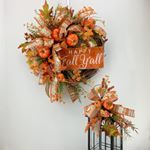 9 Ways to Make a Bow For A Wreath | Southern Charm Wreaths Bow Making Tutorials, Southern Charm, Thank You Gifts, How To Make Bows, Holiday, Christmas, Floral Wreath, Gift Wrapping, Wreaths